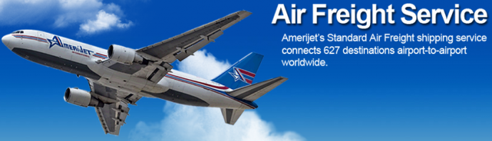 Amerijet International,Shipping